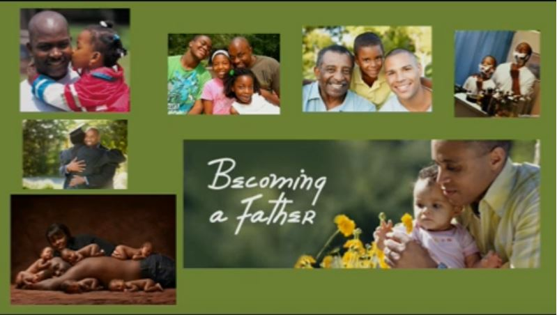 Becoming a Father – Reverend Andra D. Sparks – June 9, 2019