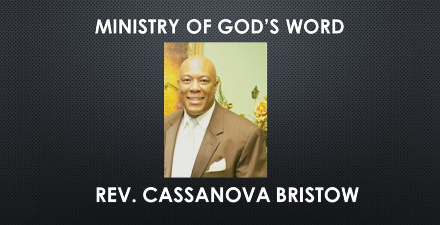 A Bride that Christ Can Accept – Rev. Cassanova Bristow – March 8, 2020