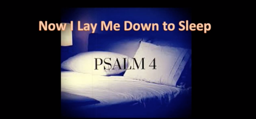 Now I Lay Me Down To Sleep – Rev. Andra D. Sparks