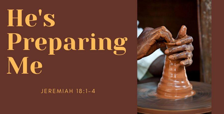 He's Preparing Me | Rev. Andra D. Sparks