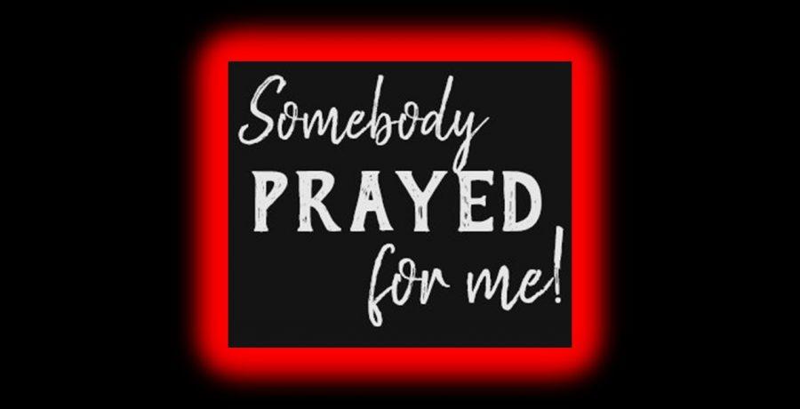 Somebody Prayed for Me! – Effective Prayer (4) | Rev. Andra D. Sparks | Sept 27, 2020