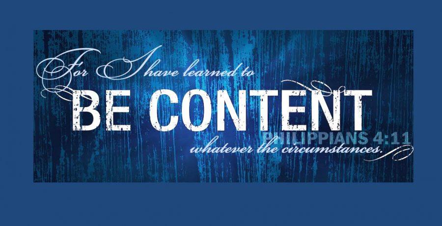 I have Learned To Be Content | Rev. Andra D. Sparks