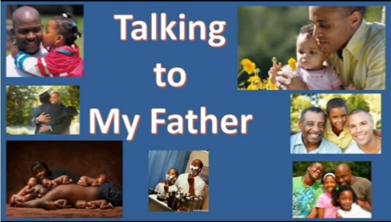 Talking to My Father – Rev. Andra D. Sparks – June 16, 2019