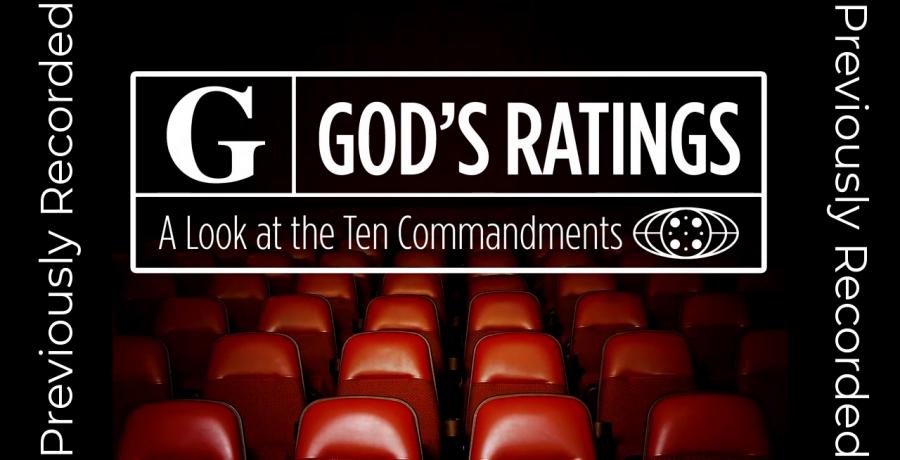 Pre-Recorded   God's Last Name is Not Damn – God's Ratings (4)   Rev. Andra D. Sparks – Sept 5, 2021